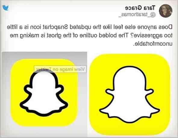 Comment changer le logo snap