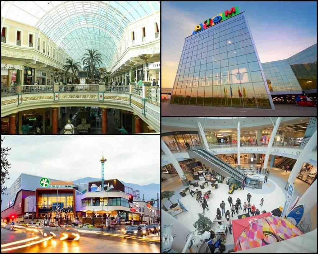 Quel est le plus grand centre commercial d'Italie ?