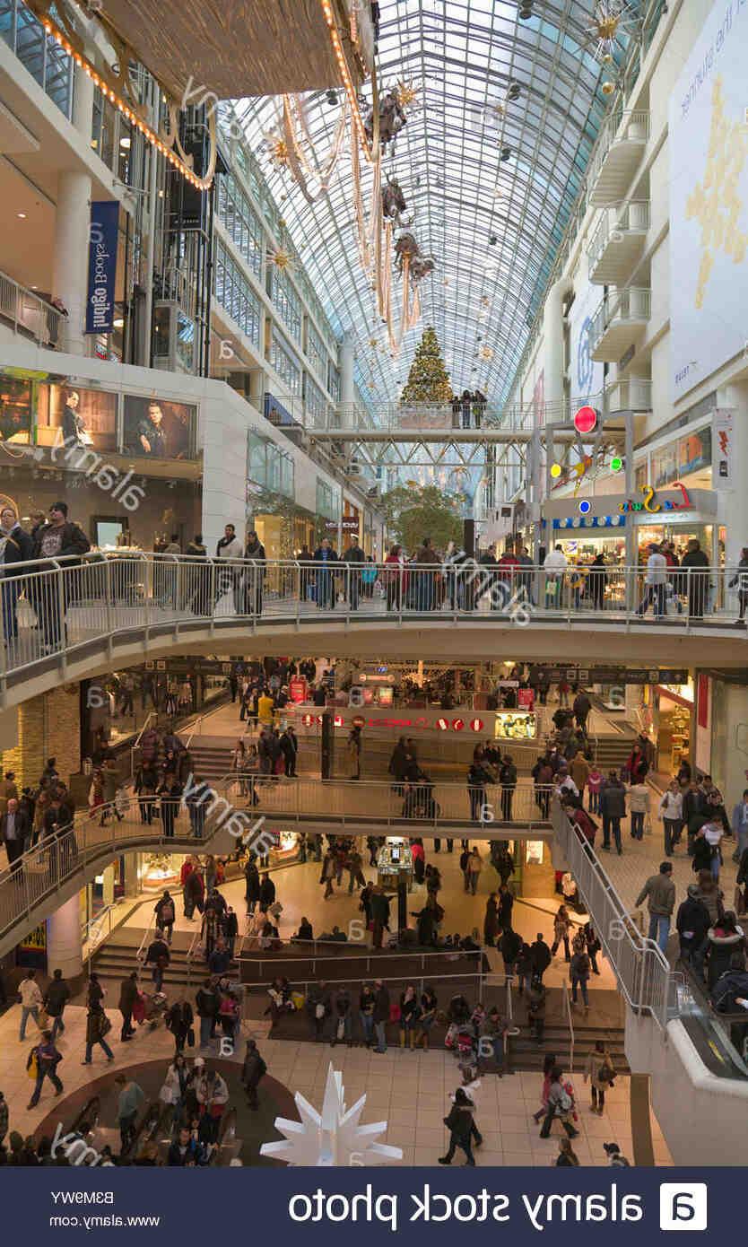 Quel est le plus grand centre commercial du Canada ?